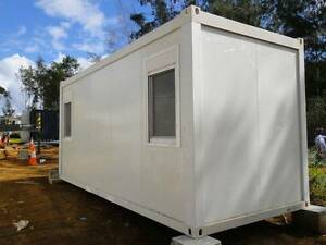 Portable Building,Donga,Site office,Extra Accomm,Site Shed 6x2.4m Noosa Area Preview