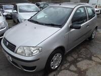 Fiat Punto 1.2 8v Active 3 DOOR HATCH ONLY 87,000 MILES