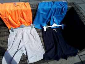 Boys Next shorts size 14 years unworn 4 pairs