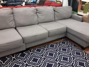 *** USED *** ASHLEY CHAMBERLY ALLOY SECTIONAL   S/N:51230247   #STORE219