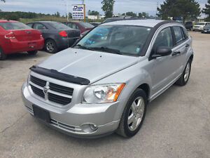 2007 Dodge Caliber SXT 124K's! Safety & Etested!