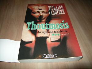 Thoutmosis (Ensemble complet de trois tomes) West Island Greater Montréal image 5