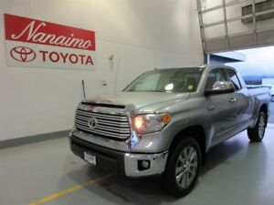 """Toyota Tundra 4WD Double Cab 146"""" 5.7L Limited 2015"""