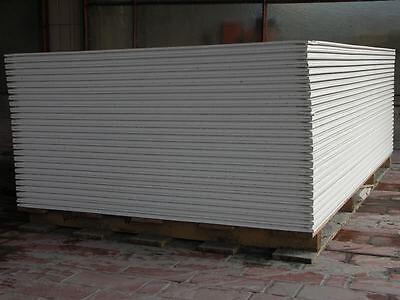 (1,95 €/m²) Gipskartonplatten 12,5er Trockenbau Gipskarton-Bauplatten GKB