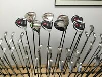 Drivers $49 Iron sets $99 Hybrids $39 All Styles