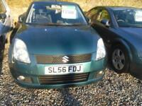2006 SUZUKI SWIFT 1.5 GLX 5dr A LOVELY WEE CAR IDEAL 1ST CAR. LOW COST MOTORING