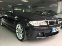 2004 BMW 3 SERIES 330CI SE Black Auto Petrol