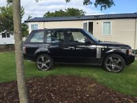 """22"""" Alloy Wheels (Range Rover, BMW X5, Porsche Cayenne, 4x4 etc)"""