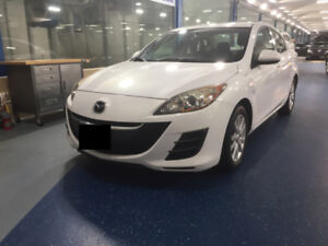 2010 MAZDA 3 GX 2L AUTOMATIC, CLEAN CAR PROOF, CLEAN CONDITION