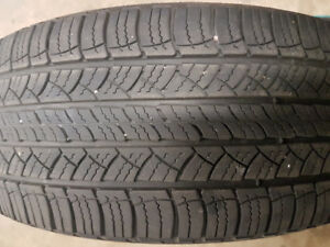 NICE SET OF 235 55 18 MICHELIN TIRES