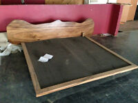 WOODEN BEDS, NIGHT TABLES - WAREHOUSE CLEARANCE END OF STOCK