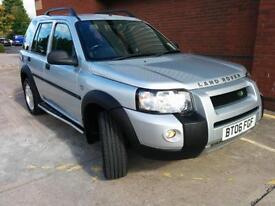 Land Rover Freelander 2.0Td4 Freestyle. FSH. WARRANTY. HIGH SPEC.