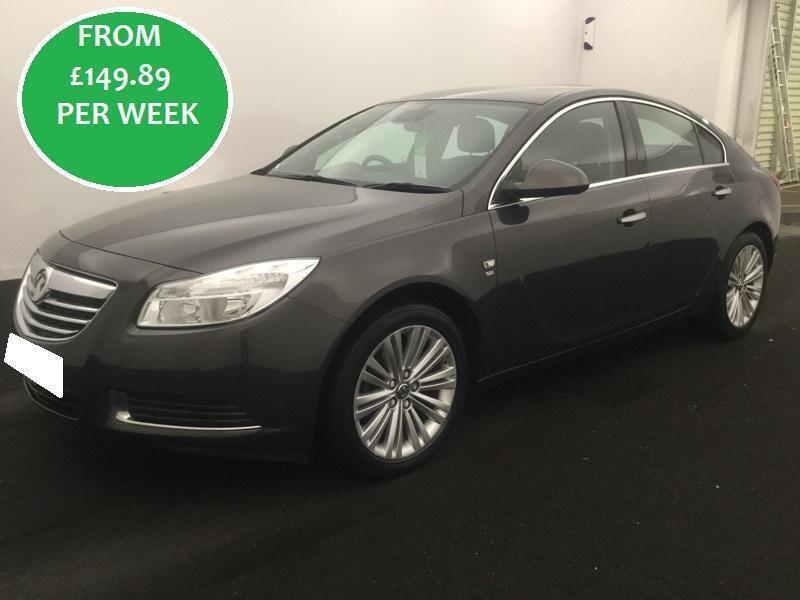 £149.89 PER MONTH Vauxhall/Opel Insignia 2.0 CDTi E/F 160 SE S/S HATCHBACK