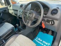 2013 Volkswagen Caddy 1.6 TDI C20 Startline Panel Van 4dr Panel Van Diesel Manua