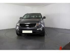 Kia Sportage Crdi 2 Isg Estate 1.7 Manual Diesel LOW RATE FINANCE AVAILABLE