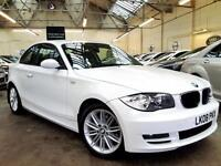 2008 BMW 1 Series 2.0 120d SE Coupe 2dr Diesel Manual (128 g/km, 177 bhp)