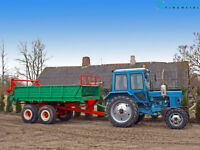 Farming Equipment Financing and Leasing