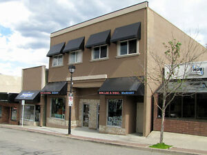 Salmon Arm - Downtown Commercial Bldg, Retail + Residential