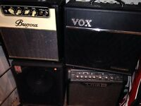 Amps / ampli for guitar / bass