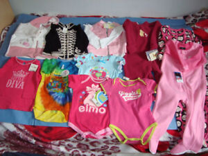 Baby girl clothing  12 - 18 month