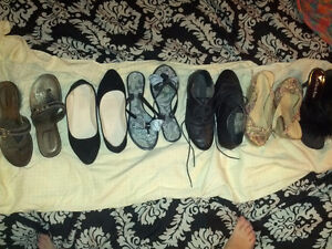 Womes shoes size 5 - Lot of 6
