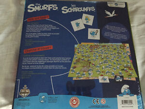 New! The Smurfs Hide and Seek board game Kitchener / Waterloo Kitchener Area image 2