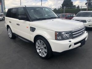 2008 Land Rover Range Rover Sport Super Charged