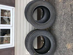 4 brand new wrangler sr a tires 275/60/r20