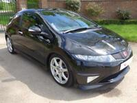 2010 Honda Civic 2.0 i VTEC Type R GT 3dr Full GT Spec Manual Hatchback in Black