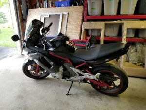 Kawasaki Ninja 650 excellent shape