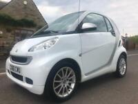 2010 60 SMART FORTWO 0.8 CDI PASSION SOFTOUCH WHITE