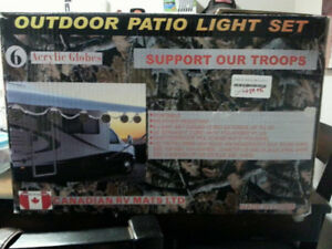Outdoor Patio Light Set for Sale