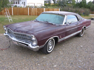 Wanted: 1967 Ford LTD Galaxie Front & Rear Bumpers In Good Shape