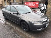 2007 MAZDA 6 TS, 1 YEAR MOT, 80000 MILES, NOT VECTRA MONDEO PASSAT ASTRA FOCUS GOLF 308