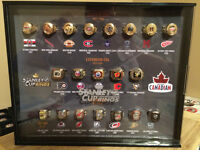 STANLEY CUP RING SET
