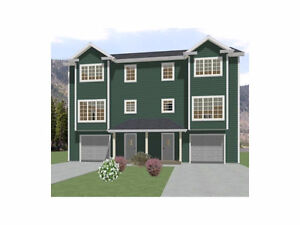 To Be Built - Semi-Detached Single Family Home in C.B.S.