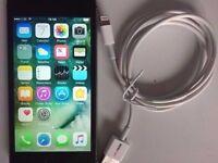iPhone 5s 16gb Black & Grey EE/Orange Sim Locked x