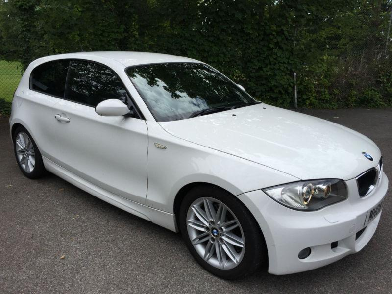 08 bmw 123d m sport 204 bhp in poole dorset gumtree. Black Bedroom Furniture Sets. Home Design Ideas