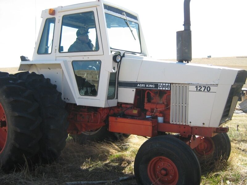 Case 1270 tractor farming equipment lethbridge kijiji for Case kijiji