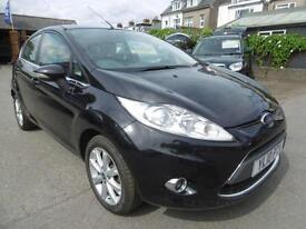 2011 Ford Fiesta 1.4 Zetec 5dr 5 door Hatchback