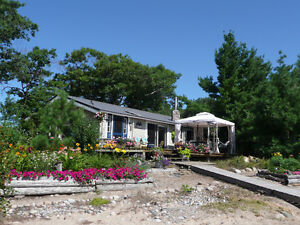 Cottage for Sale on Giant's Tomb Is Georgian Bay