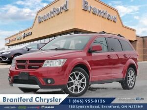 2013 Dodge Journey R/T Rallye  leather-heated seats-navigation-s