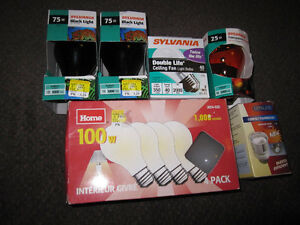 Assorted Light Bulbs - Choose LOT A1 or A2 Kitchener / Waterloo Kitchener Area image 7