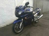 2004-04 Yamaha FJR 1300 Sports Tourer Metallic Blue