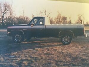 Wanted 73-87 Chevrolet or GMC 4x4
