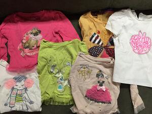 vêtements bébé fille 0 à 24 mois GAP, Souris Mini, CK, Mexx...