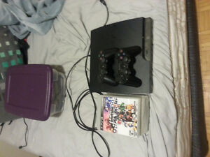 PS3 console, 2 controlers, Games. NEED IT GONE ASAP