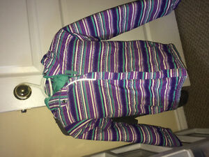 Girls Columbia winter jackets size 10/12