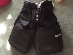 Reebok junior goalie pants