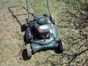 craftsmans push lawn mower